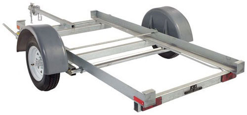PJN3/Fleet Double Unit Trailer - TU02-1000 / TU02-1002